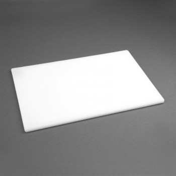 Hygiplas Anti-bacterial Low Density Chopping Board White
