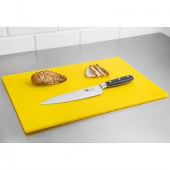 Hygiplas Anti-bacterial Low Density Chopping Board Yellow