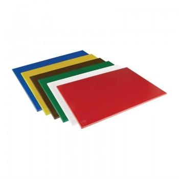 Hygiplas High Density Red Chopping Board Large