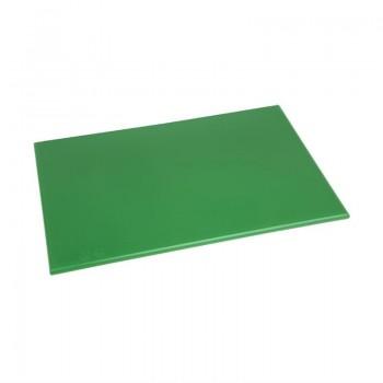 Hygiplas High Density Green Chopping Board Standard