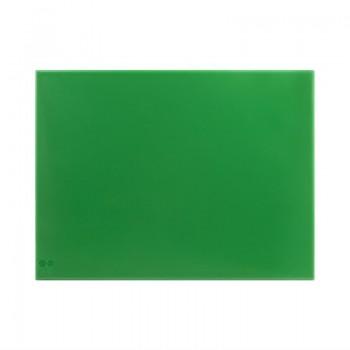 Hygiplas High Density Green Chopping Board Large