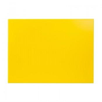 Hygiplas High Density Yellow Chopping Board Large