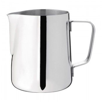 Olympia Stainless Steel Milk Jug 570ml