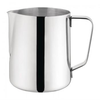 Olympia Stainless Steel Milk Jug 910ml
