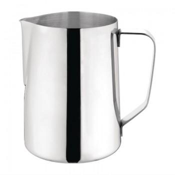Olympia Stainless Steel Milk Jug 1.35Ltr