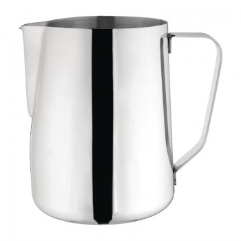 Olympia Stainless Steel Milk Jug 2Ltr