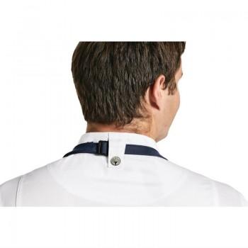 Chef Works Springfield Zipper Mens Chefs Jacket White L