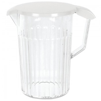 White Polycarbonate Lid for 1.4Ltr Jug