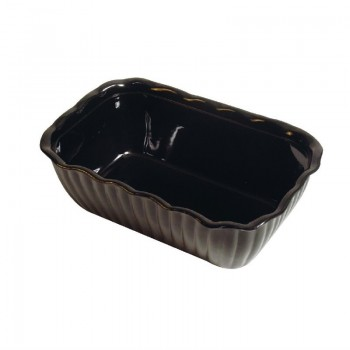 Dalebrook Medium Black SAN Salad Crock