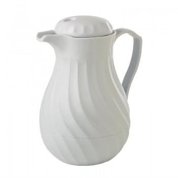 Kinox Insulated Coffee Jug White 1.1Ltr