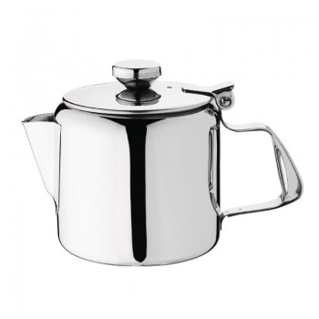 Olympia Concorde Stainless Steel Teapot 450ml
