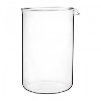 Spare Glass For 12 Cup Cafetiere