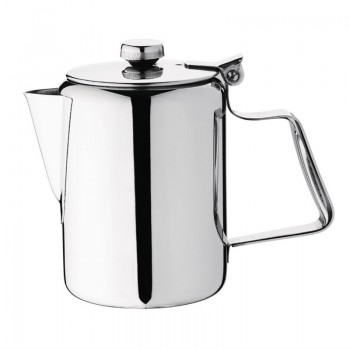 Olympia Concorde Stainless Steel Coffee Pot 450ml