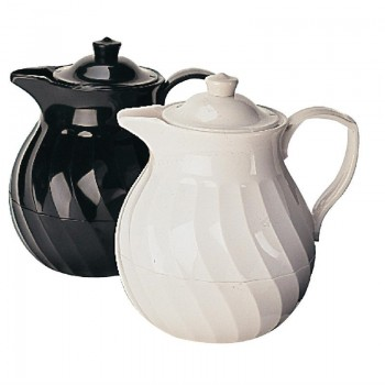 Kinox Insulated Teapot White 1Ltr