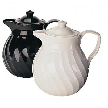 Kinox Insulated Teapot Black 1 Ltr