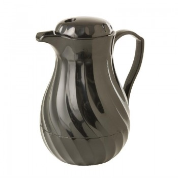 Kinox Insulated Coffee Jug Black 1.1Ltr