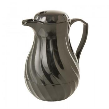 Kinox Insulated Coffee Jug Black 1.8Ltr