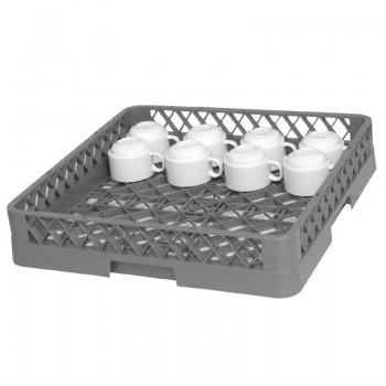 Vogue Open Cup Dishwasher Rack