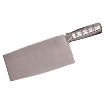 Vogue Stainless Steel Chinese Cleaver 20.5cm