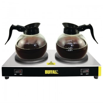 Buffalo Twin Coffee Hot Plate