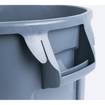 Rubbermaid Brute Utility Container 121Ltr
