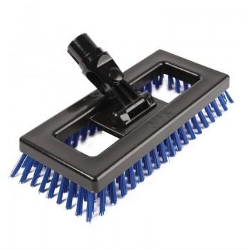 SYR Deck Scrubber Brush Blue