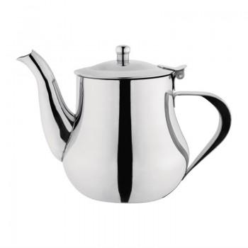 Olympia Arabian Stainless Steel Teapot 700ml