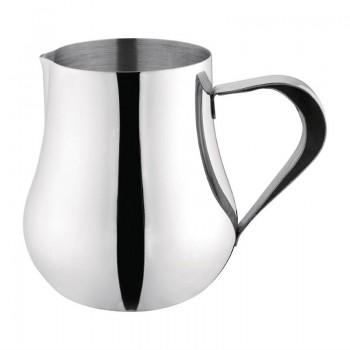 Olympia Arabian Milk Jug Stainless Steel 370ml
