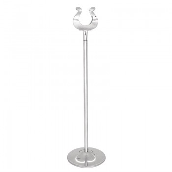 Stainless Steel Table Number Stand 305mm