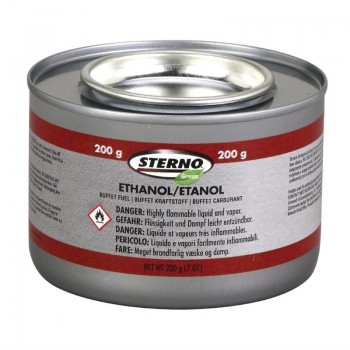 Sterno Gel Chafing Fuel 2 Hour x 144