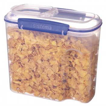 Sistema Klip It Cereal Container Small 2.8Ltr