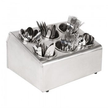 Olympia Cutlery Basket Holder 6 Hole