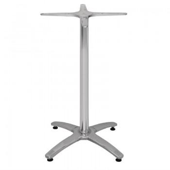 Bolero Aluminium Poseur Table Base