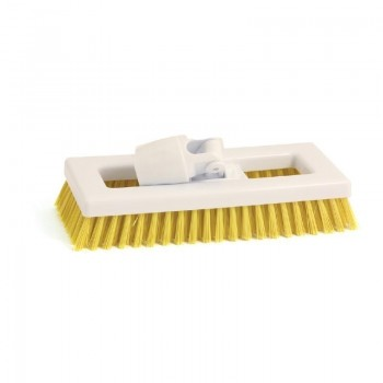 Jantex Yellow Deck Scrubber Head