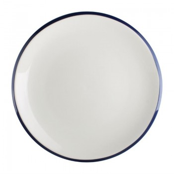 Olympia Brighton Coupe Porcelain Plate 230mm