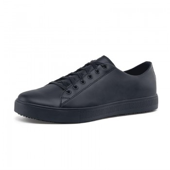 Shoes for Crews Mens Old School Trainer Size 43