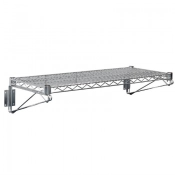 Vogue Steel Wire Wall Shelf 910mm