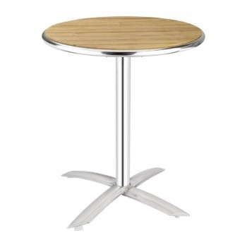Bolero Flip Top Table Ash 600mm