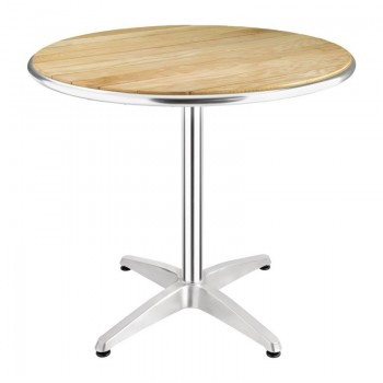 Bolero Ash Top Table Round 800mm