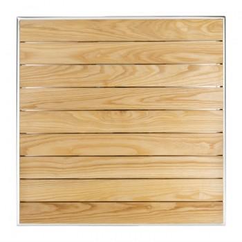 Bolero Ash Top Table Square 600mm