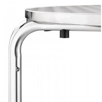 Bolero Round Stackable Bistro Table 600mm