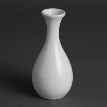 Olympia Whiteware Bud Vases 125mm
