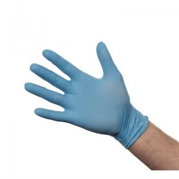 Powder-Free Nitrile Gloves M