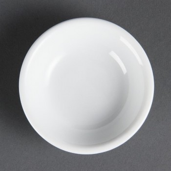 Olympia Whiteware Soy Dishes 70mm