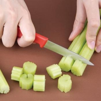 Hygiplas Paring Knife Red 7.5cm