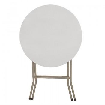 Bolero Round Folding Table 600mm