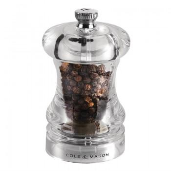 Capstan Acrylic Pepper Mill