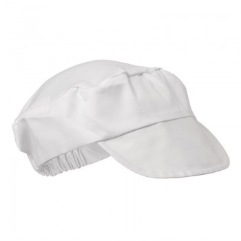 Whites Unisex Bakers Cap White