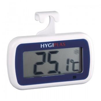 Hygiplas Fridge Freezer Mini Waterproof Thermometer
