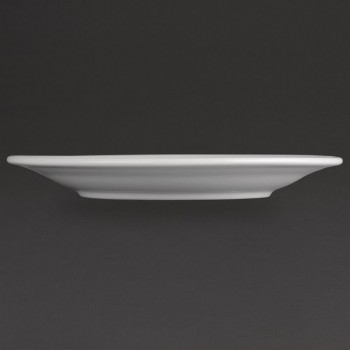 Athena Hotelware Wide Rimmed Plates 165mm